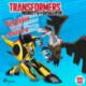 Transformers - Robots in Disguise - Bumblebee vastaan Scuzzard