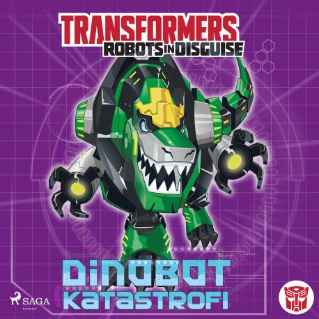 Transformers - Robots in Disguise - Dinobot-katastrofi