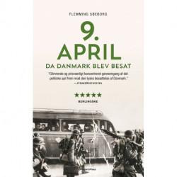 9. april. Da Danmark blev besat