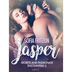 Jasper: Secrets and Passionate Encounters 2 - Erotic Short Story