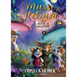 Musse og Helium 2: Jagten på guldosten