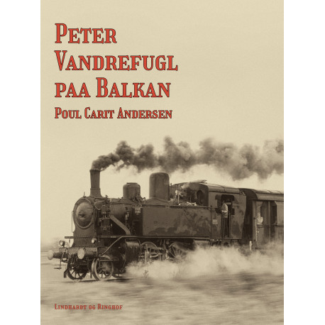 Peter Vandrefugl paa Balkan