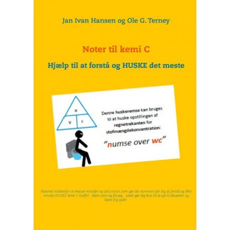 Noter til kemi C: Hjælp til at forstå og HUSKE det meste