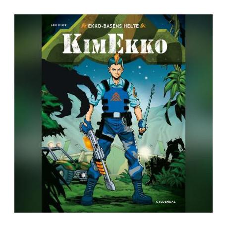 Ekko-Basens helte - Kim Ekko: Nr. 1