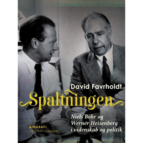 Spaltningen. Niels Bohr og Werner Heisenberg i videnskab og politik