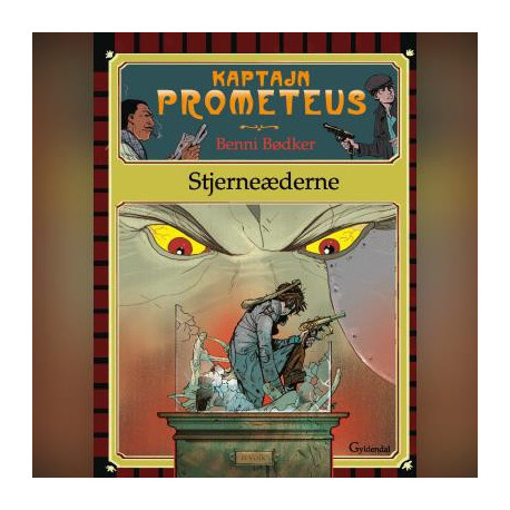 Kaptajn Prometeus - Stjerneæderne: Nr. 4