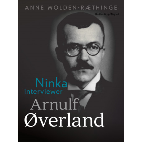Ninka interviewer Arnulf Øverland