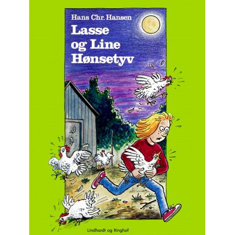 Lasse og Line hønsetyv