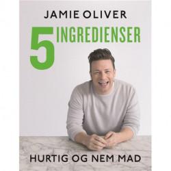 5 ingredienser - Hurtig & nem mad