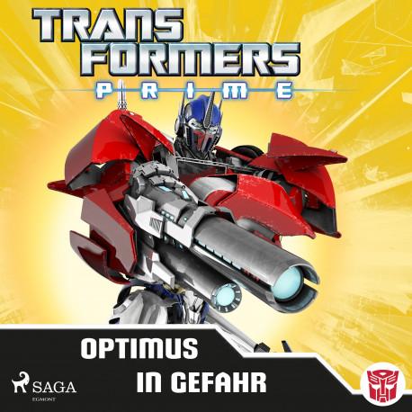 Transformers - Prime - Optimus in Gefahr