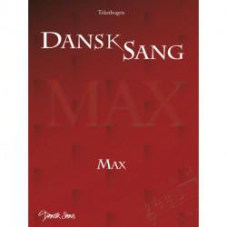 Dansk sang max - tekstbogen