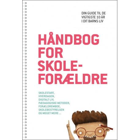 Håndbog for skoleforældre: Din guide til de vigtigste 10 år i dit barns liv