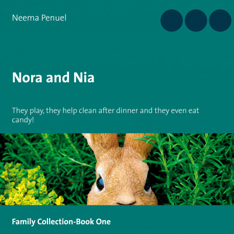 Nora and Nia: They play, they help clean after dinner and they even eat candy!