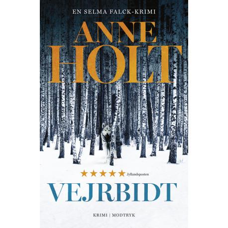 Vejrbidt: Anden bog i serien om Selma Falck