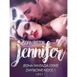 Jennifer: Jedna fantazja i dwie zmysłowe noce 1 - opowiadanie erotyczne