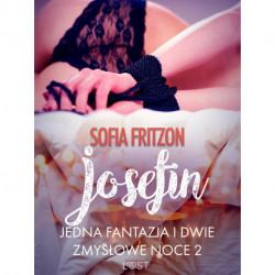 Josefin: Jedna fantazja i dwie zmysłowe noce 2 - opowiadanie erotyczne