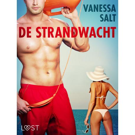 De Strandwacht - erotisch verhaal
