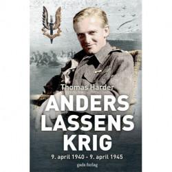 Anders Lassens krig: 9. april 1940 - 9. april 1945