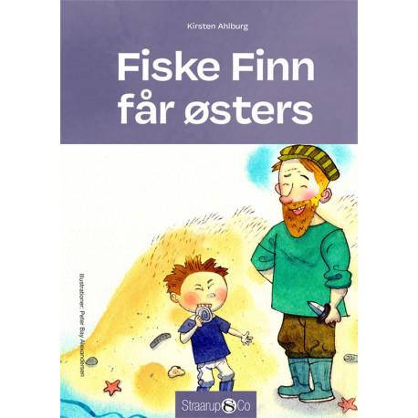 Fiske Finn får østers