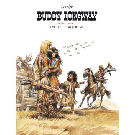 Buddy Longway – Den samlede saga 2: Kathleen og Jeremie