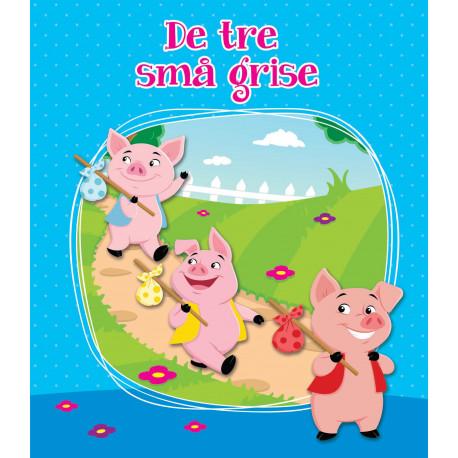 De 3 små grise