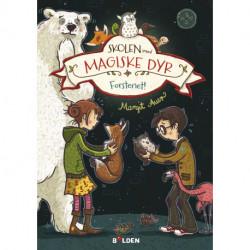Skolen med magiske dyr 9: Forstenet!