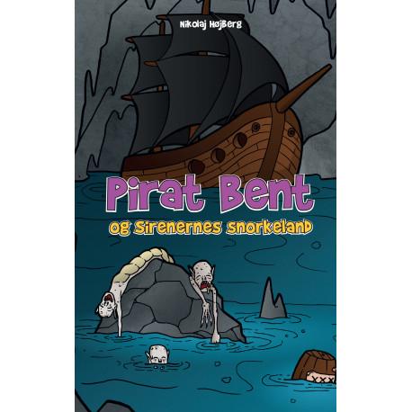 Pirat Bent og Sirenernes Snorkeland