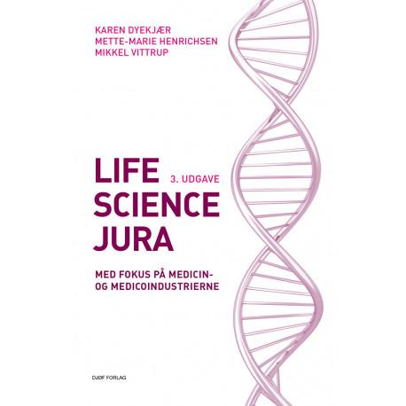 Life science jura: Med fokus på medicin- og medicoindustrierne
