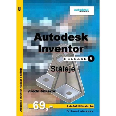 Autodesk Inventor release 6: ståleje