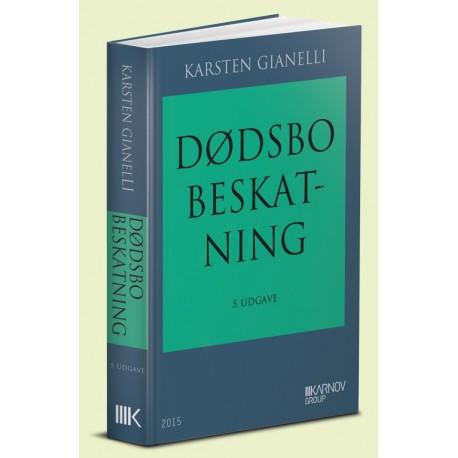 Dødsbobeskatning: Se nu ISBN  9788761941107