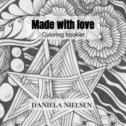Made with love: Coloring booklet
