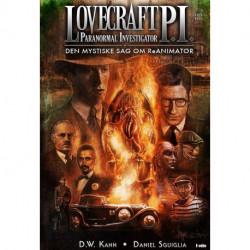 Lovecraft P.I. 2: Den mystiske sag om ReANIMATOR