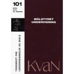 KvaN 101 - Målstyret undervisning