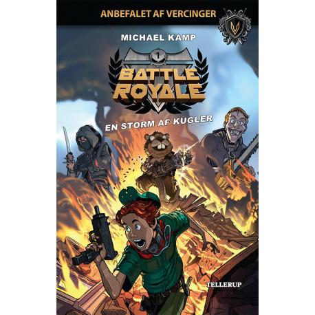 Battle Royale -1: En storm af kugler