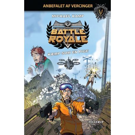 Battle Royale -2: Kæmp som en pige