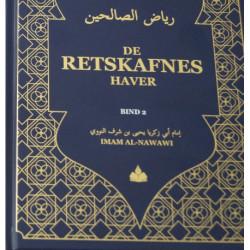 De retskafnes haver: Riyadhus Saliheen - Bd. 2