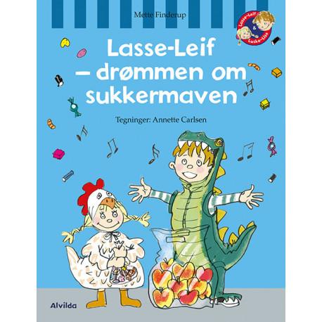 Lasse-Leif - drømmen om sukkermaven