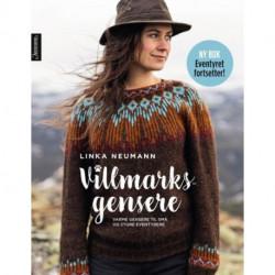 Villmarksgensere 2 : varme gensere til små og store eventyrere
