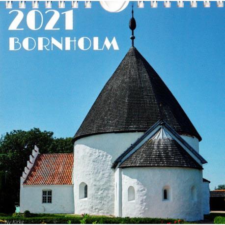 Kalender 2021 Bornholm Lille