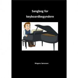 Sangbog for keyboardbegyndere