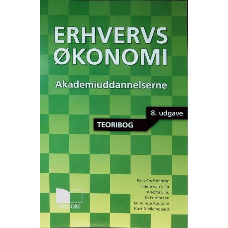 Erhvervsøkonomi: akademiuddannelserne - teoribog, Teoribog