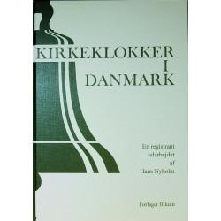 Kirkeklokker i Danmark: en registrant