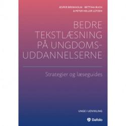 Bedre tekstlæsning på ungdomsuddannelserne - strategier og læseguides