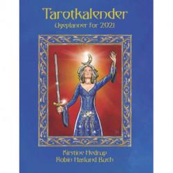 Tarotkalender - Ugeplanner for 2021