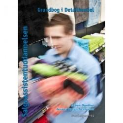 Grundbog i detailhandel: salgsassistentuddannelsen