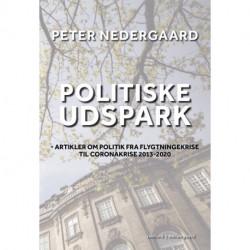 Politiske udspark: Artikler om politik fra flygtningekrise til coronakrise 2013-2020