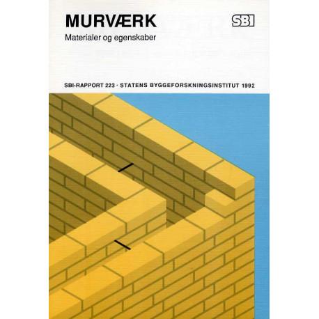 Murværk: materialer og egenskaber