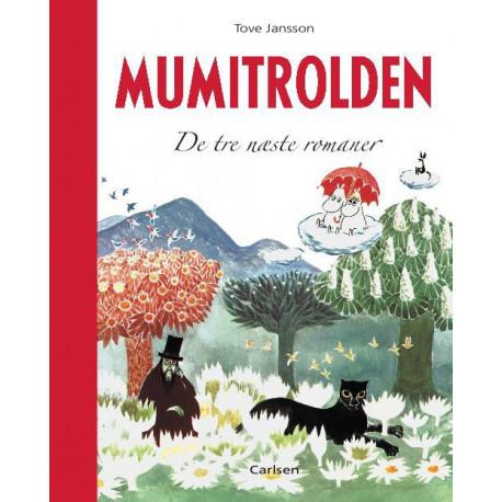 Mumitrolden - De tre næste romaner