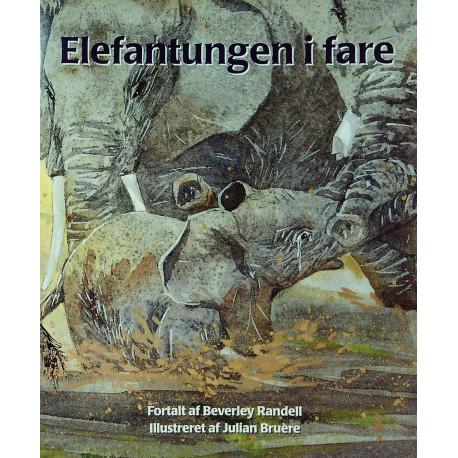 Elefantungen i fare