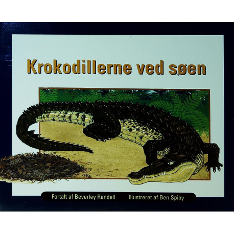 Krokodillerne ved søen